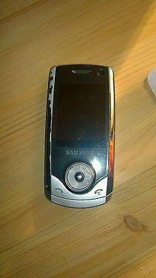Samsung  SGH U700V - Silber (Ohne Simlock) Handy