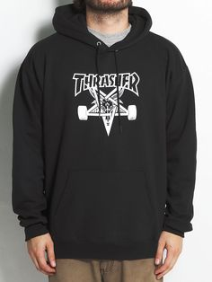 #Thrasher Skate Goat #Hoodie $49.99