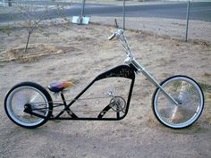 Landway Chopper BIcycle