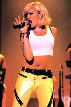 Gwen Stefani's Best No Doubt Fashion Moments -- The Cut