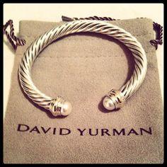 want this david yurman bracelet so bad