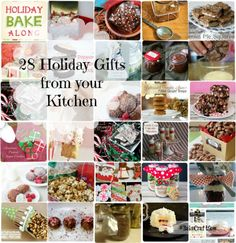 28 Kitchen Inspired Christmas Gifts - A Southern Fairytale