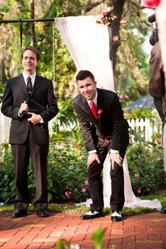 Reactions of Grooms after looking at their bride