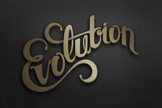 Typography Projects 1 by Mats Ottdal, via Behance