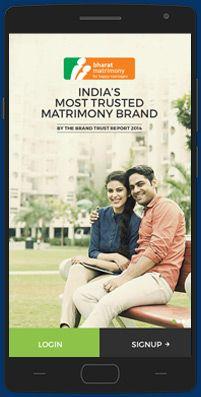 Bharat Matrimony - Matrimonial Mobile Apps for Android, iPhone & Windows Bharat Matrimony, Free Match, Happy Marriage, Android Apps, Mobile App, Windows, Shit Happens, Iphone, Books