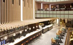 Platea, Restaurants, Madrid, Spain