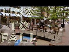 Beginner Roll Tutorial (Part 1) - Parkour Ukemi - YouTube - Start at 2:30 for instruction