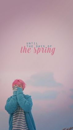 BTS || BTS Wallpapers || Jimin || Spring Day || You Never Walk Alone