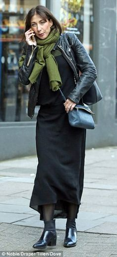 Samantha Cameron spent the day at an office building in west London Samantha Cameron, West London, The Office, Toms