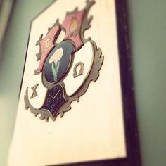 Chi Omega Crest <3