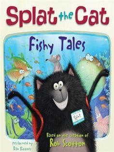 Splat the Cat: Fishy Tales