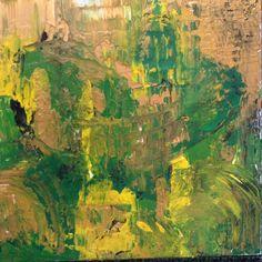 Schilderen met Acrylverf op een canvas doek. BE CREATIVE!