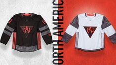 74ca0a578 Jerseys unveiled for World Cup of Hockey