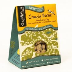 Crunchy Salmon and Kelp Bakes - from £2.79