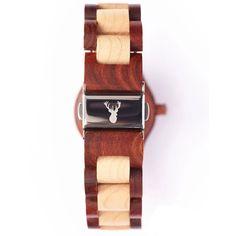 Auerhahn PREMIUM dámske – waidzeit.sk Square Watch, Watches, Leather, Accessories, Fashion, Moda, Wristwatches, Fashion Styles, Clocks