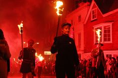 Remember, remember the 5th of November... Lewes bonfire parades, 2011 - Img_6808