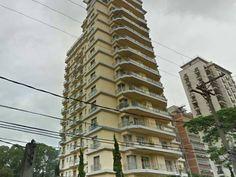 Edifício Mirage, em São Paulo