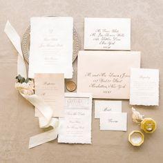 Wedding invitations Wedding Invitation Trends, Wedding Trends, Handmade Wedding Invitations, Elegant Wedding Invitations, Invitation Paper, Invites, Traditional Wedding Invitations, Blush Pink Weddings, Timeless Wedding