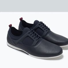 Image 5 of SPORTY BLUCHER from Zara
