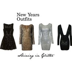"""""""New Years Outfits"""" by claudiafitzwater on Polyvore"""
