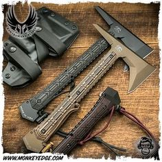 Bawidamann Blades: RMJ Tactical Ragnarok 12 Tomahawk