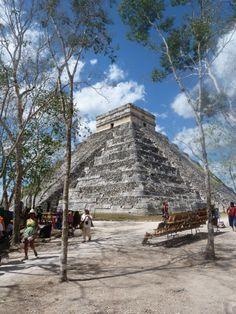 #Mayan #Ruins #ChichenItza > http://mayanexplore.com/tours_and_activities_riviera_maya_det.php?m=21&c=1 #MexMonday
