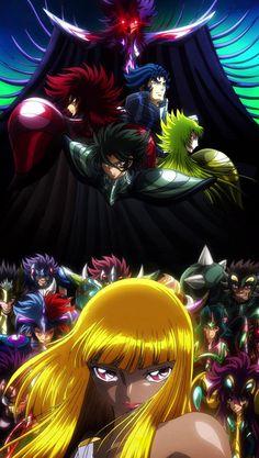 Saint Seiya Omega - Season 2