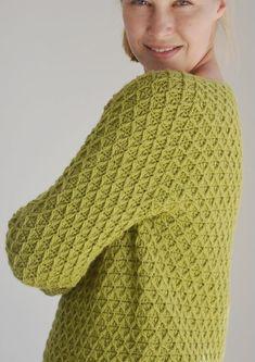 Oliwin Crochet pattern by Lena Fedotova Crochet Jumper Pattern, Crochet Patterns, Sweater Patterns, Crochet Cardigan, Crochet Ideas, Tunisian Crochet, Crochet Top, Kids Crochet, Baby Scarf
