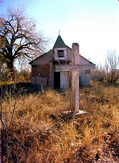 Old Abandoned Church in New Mexico | by windryder