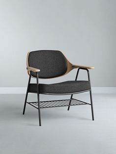 Oliver Hrubiak; 'Finn' Lounge Chair for John Lewis, 2013.