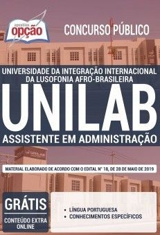 Apostila Preparatoria Concurso Universidade Da Integracao
