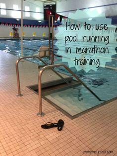 Using the Pool for Marathon Training