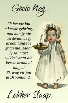Good Night Wishes, Good Night Sweet Dreams, Good Night Quotes Images, Afrikaanse Quotes, Goeie Nag, Sleep Tight, Poems, Lilac, Lavender
