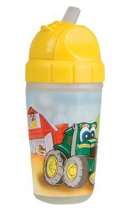 John Deere Insulated Straw Cup