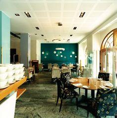 T/bar, Hotel Diplomat, Stockholm, Sweden. 3dO arkitekter, Foto: Åke E:son Lindman