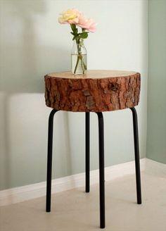 21 DIY Wood Log Project Ideas | DIY to Make                                                                                                                                                      More