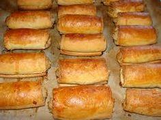 Paszteciki z ciasta francuskiego :: Elementarz gotowania