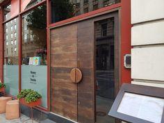 Restaurants that have a service charge Portland Street, Good Dates, Restaurants, Outdoor Decor, Restaurant