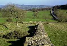 Hadrian's Wall Path Walk 84 miles from coast to coast following the World Heritage Site of Hadrian's Wall, past Roman settlements and forts. There's history every step of the way, and cosy pubs, bustling market towns and great views too.  http://www.nationaltrail.co.uk/hadrians-wall-path