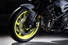 Yamaha introduced a new member to its MT family with a new a naked literbike based off of the current We hope to see it in the US as the Yamaha Mt, Yamaha Yzf R1, Moto Journal, Mt 10, Motorcycle News, New Motorcycles, Bike Art, Photo Galleries, Naked