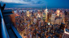 Gorgeous view of New York City - www.newyorkstyle.com