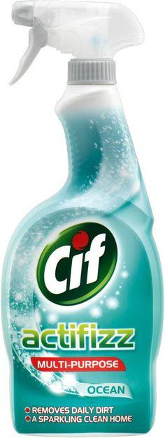 Buy Cif Easylift Multi-Purpose Acti Fizz Ocean Spray (700ml) online in Sainsbury's at mySupermarket