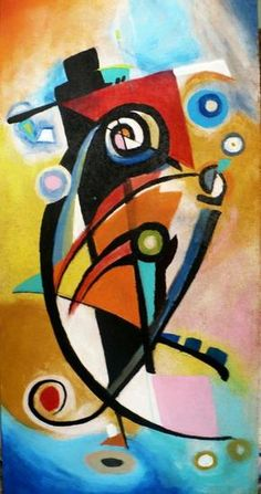 The Future Of Art – Investment Concepts Wassily Kandinsky, Abstract Expressionism, Abstract Art, Abstract Paintings, Famous Artists Paintings, Arte Pop, Art Plastique, Painting Inspiration, Art Drawings