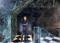 Alexander Wang's Vision for Balenciaga Includes So Much Marble