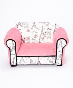 Look at this #zulilyfind! Paris Doll Sofa by Creative Kid Chairs #zulilyfinds