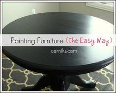 Painting Furniture things-to-make