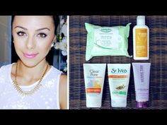 My Favorite Skin Care Products! ♥ (Combination Acne-Prone Skin)