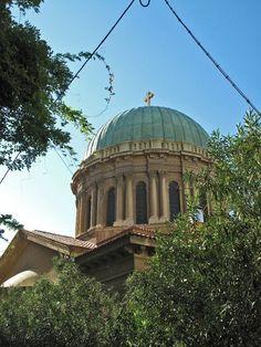 St Dionisios Aeropagitis, First Cathedral of Athens, Kolonaki