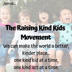 Coffee and Carpool: Intentionally Raising Kind Kids - Helping Busy Parents Intentionally Raise Kind Kids//Bully-Proof Your Kids//Bullying Prevention Teaching Kindness, Kindness Activities, Activities For Kids, Party Activities, Kids And Parenting, Parenting Hacks, Kindness Challenge, Special Needs Mom, Bullying Prevention