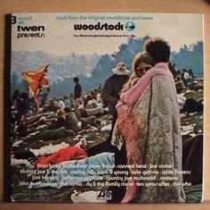 WOODSTOCK - Same - Vinyl LP - Jimi Hendrix The Who Joe Cocker Richie Havens CSN